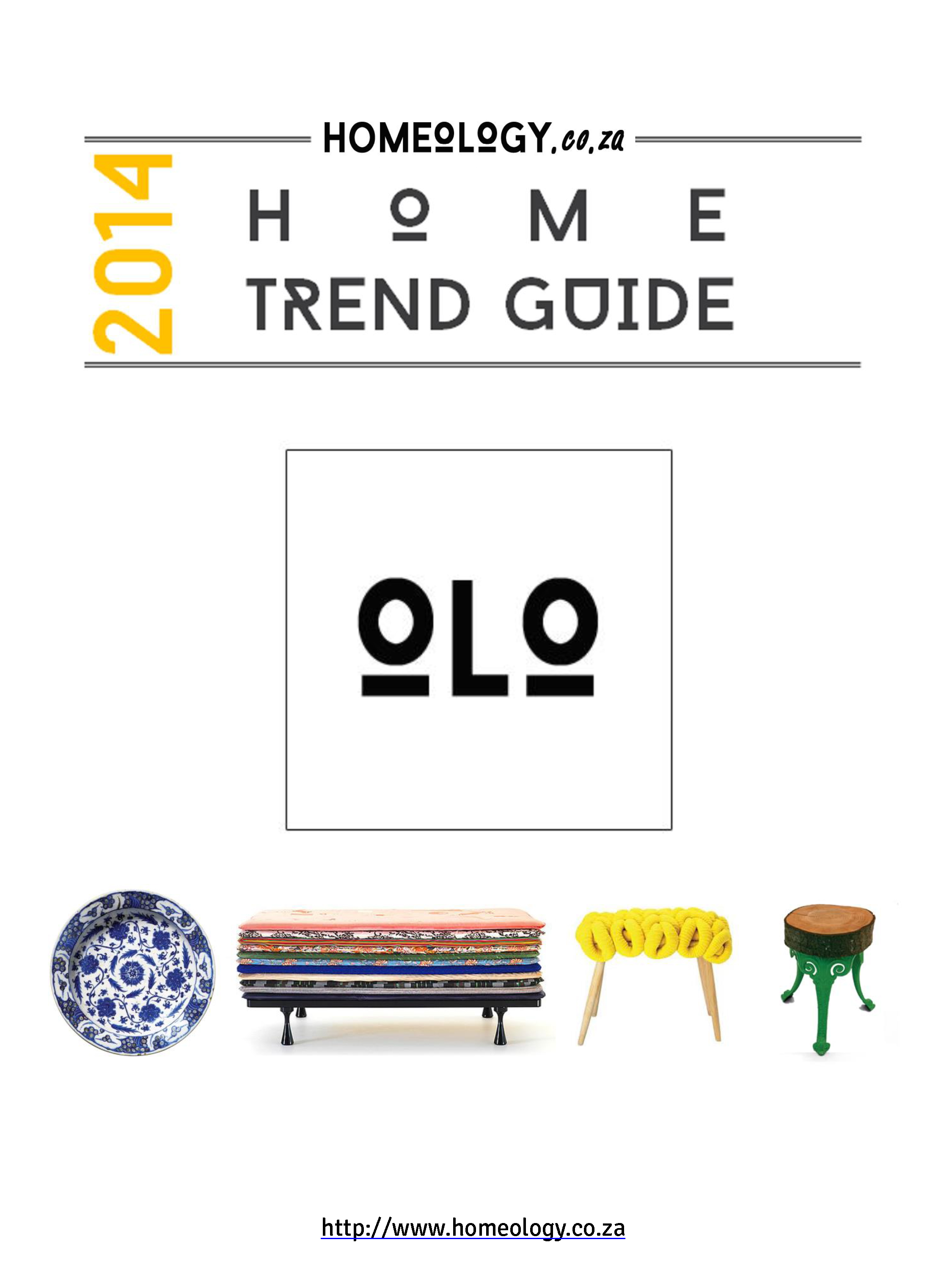 The Home Trend Guide 2014
