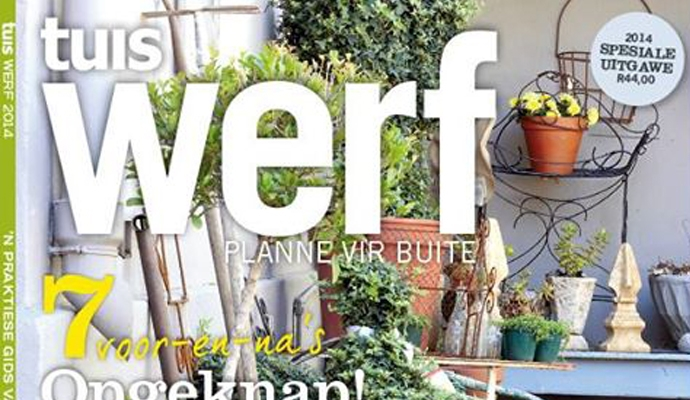 Home Yard / Tuis Werf July 2014