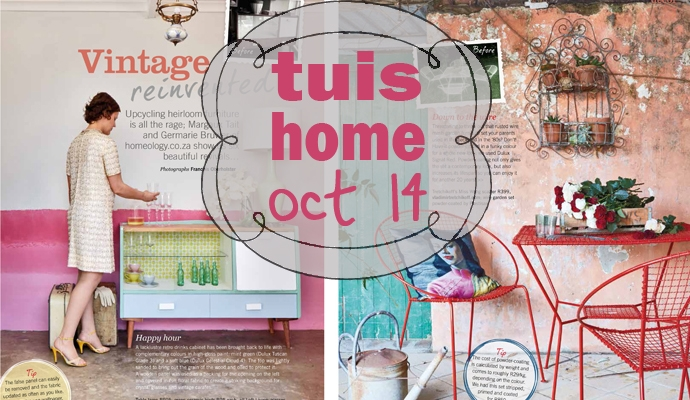Tuis | Home VINTAGE REINVENTED Oct 14