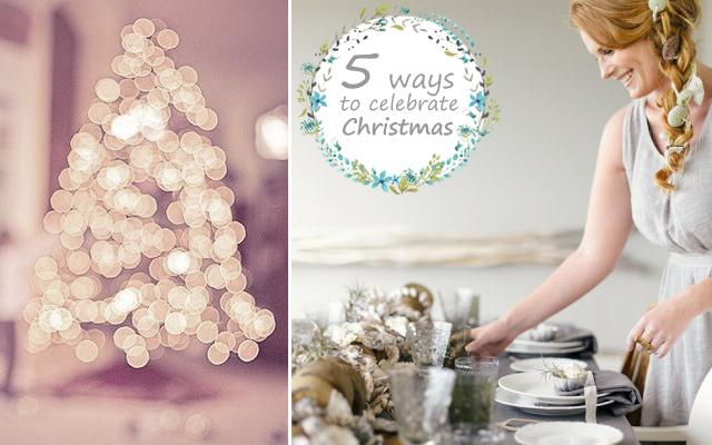 Five inspiring Christmas themes