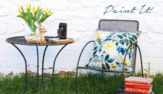 Tuis | Home PAINT IT May 2015