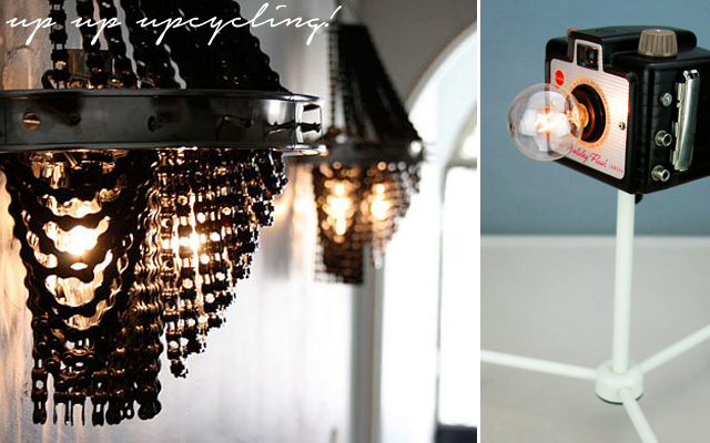 Inspired UPcycling