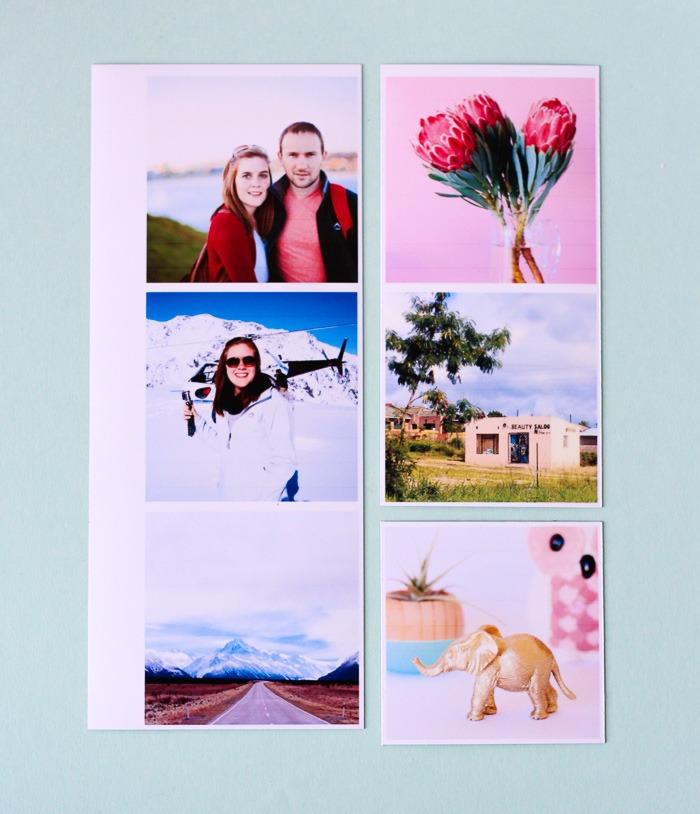 Instagram Photo Magnets DIY-5