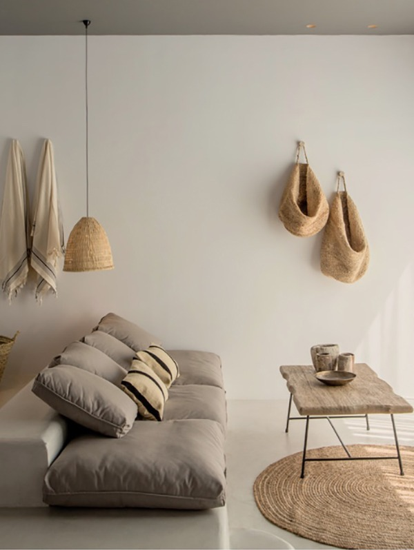 How to create your own minimalist decor in 5 easy stages
