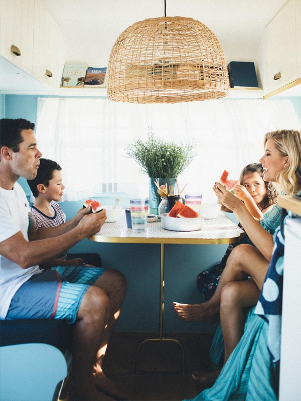 Caravan renovations that will make you want to buy one today!
