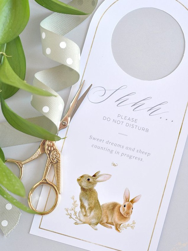 4 free printables that will wow your guests