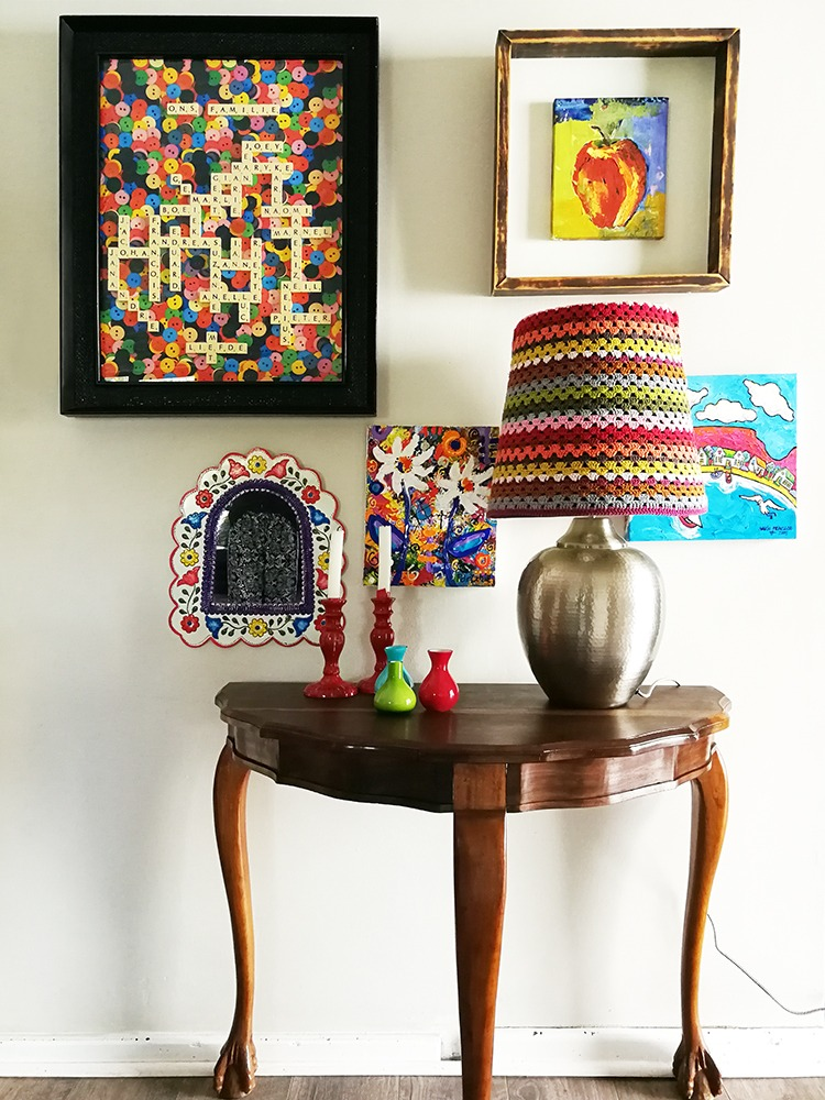 colourful corner