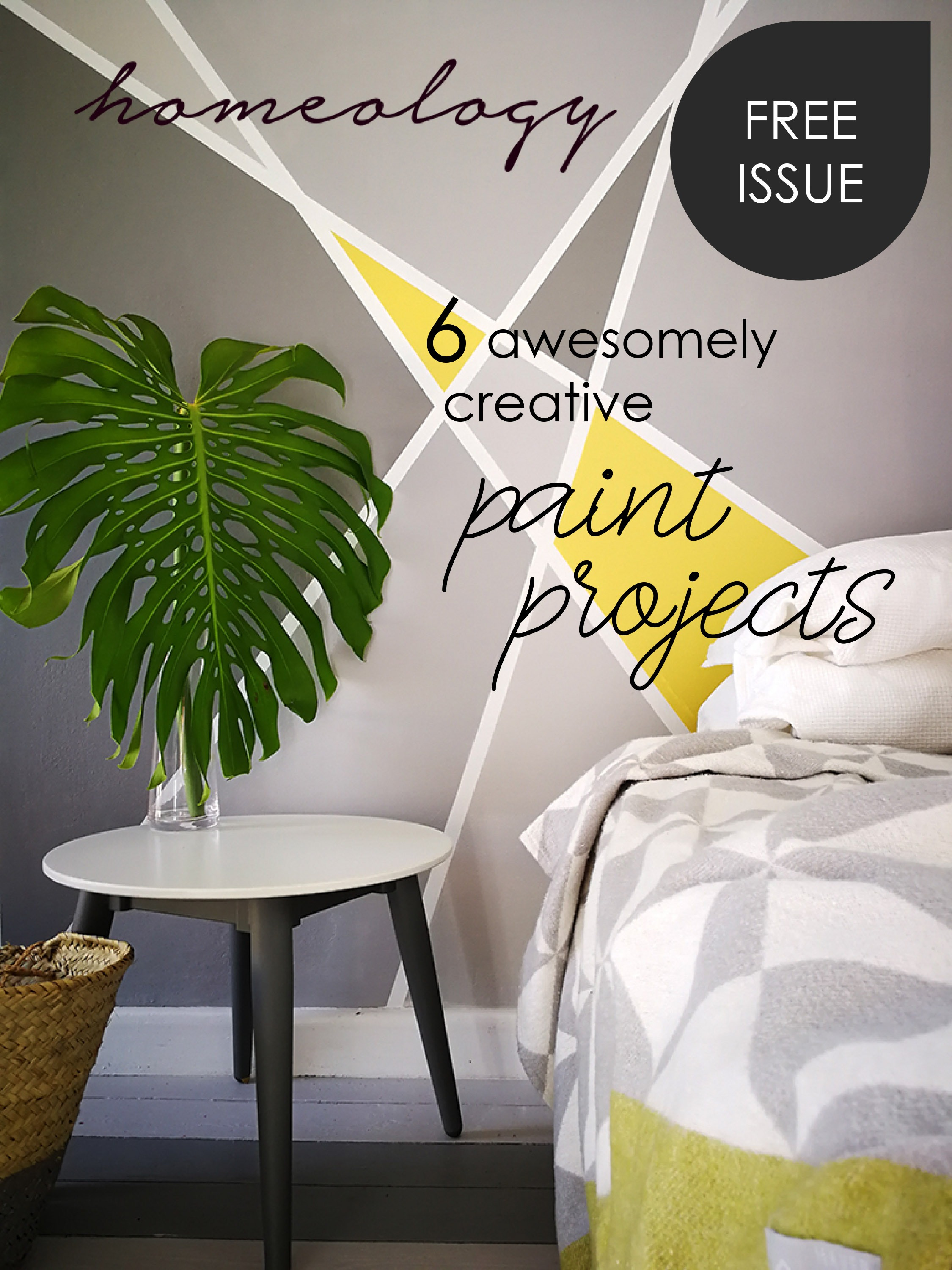 Homeology – Paint Ebook 2018